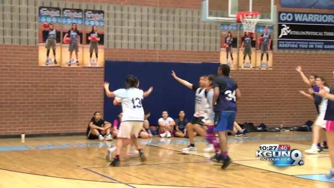 Pueblo girls hoops led by father-daughter team