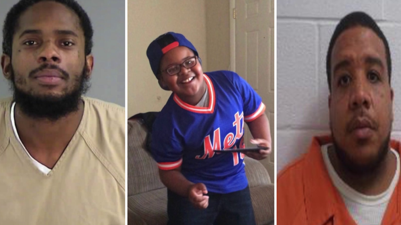 Men charged with killing 8-year-old boy: 'Scrappy got hisjustice'