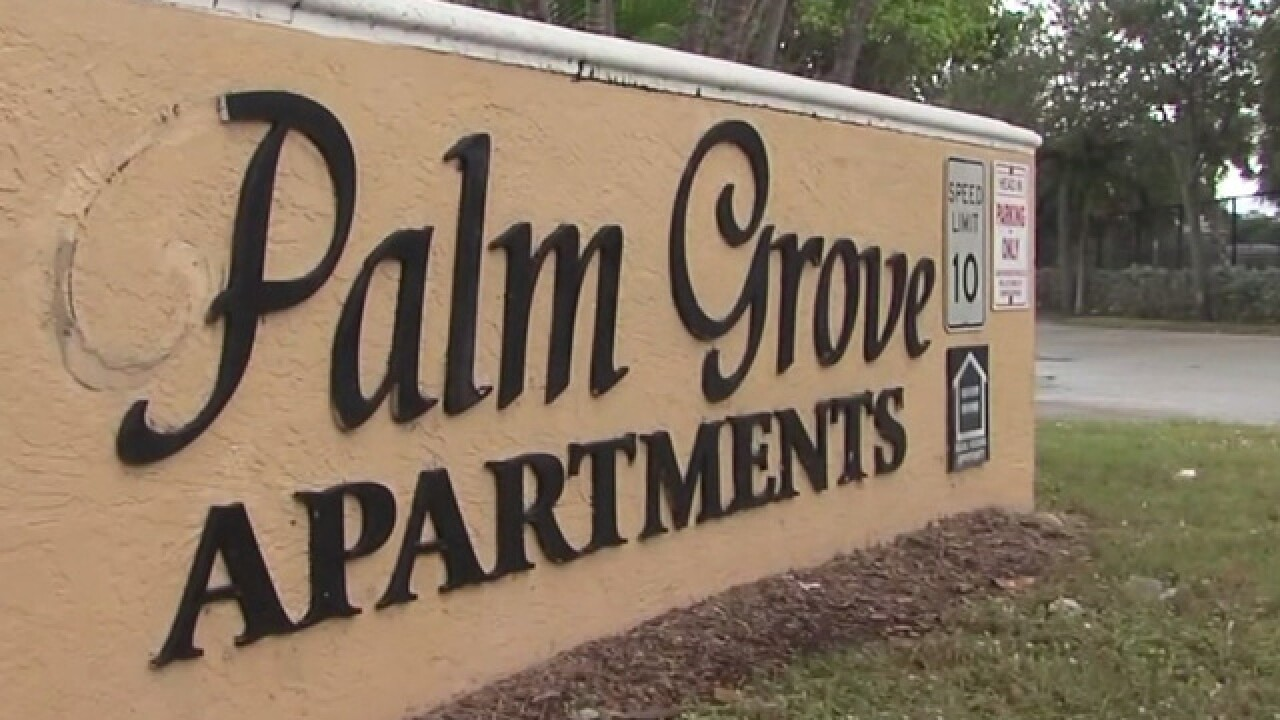 11-year-old girl shot in West Palm Beach