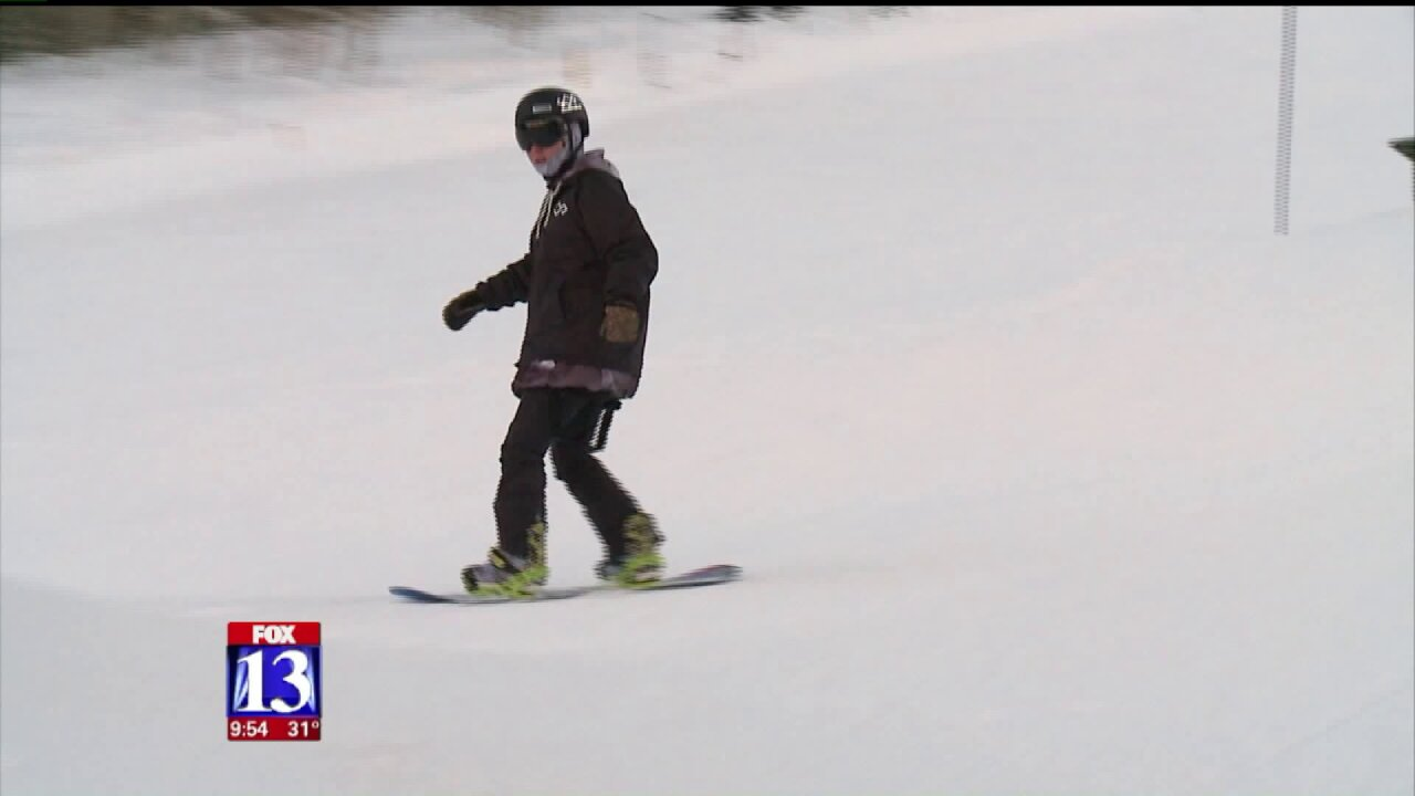 Women invited to Ladies Night at Powder Mountain