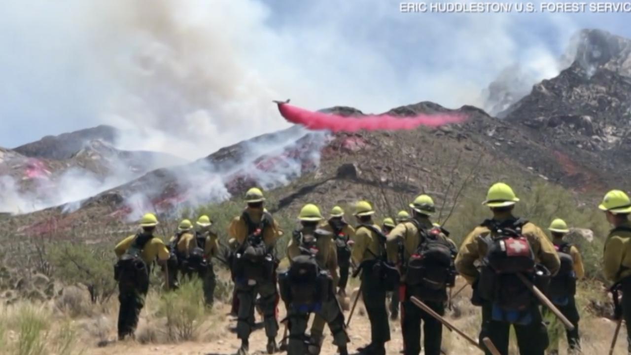 Bighorn fire through the eyes of a fire Captain