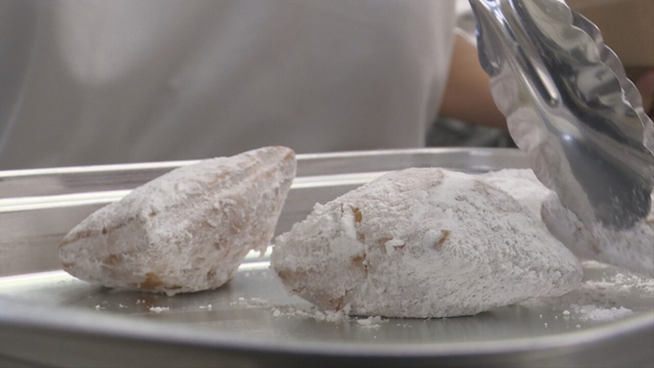 'The Beignet Bar' Opens For Business In Nashville