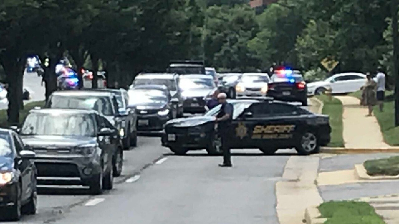BREAKING: Active shooter situation in Annapolis