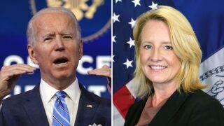 Biden taps Criswell to run FEMA