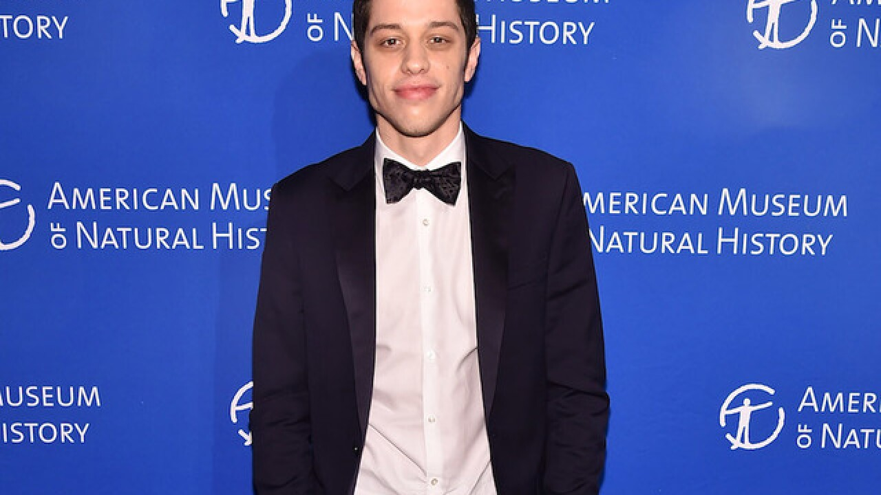 Pete Davidson gets candid about mental health and bullying
