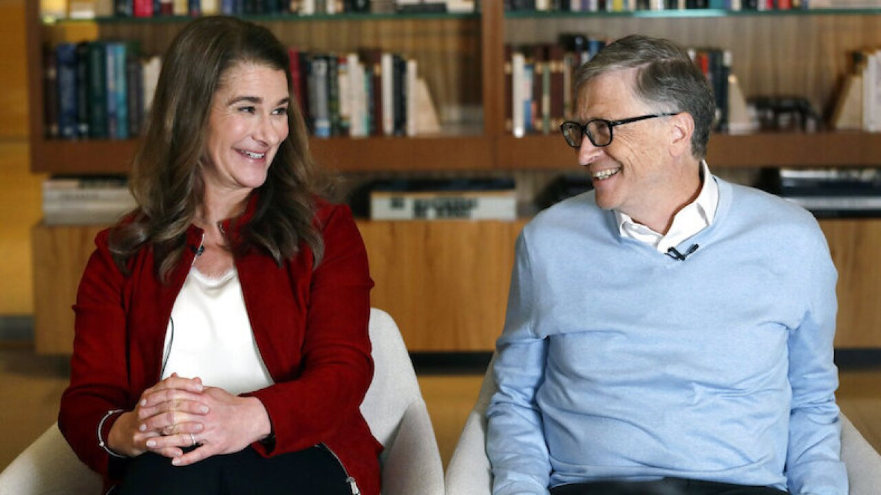 Bill Gates,Melinda Gates