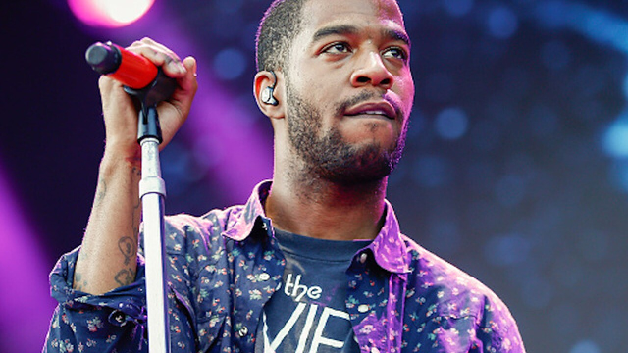 Rapper Kid Cudi gives Ted talk in hometown