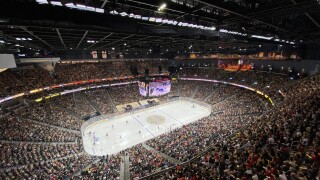 """Golden Knights fans riding high after """"dominant"""" game one win in Stanley Cup semifinals"""