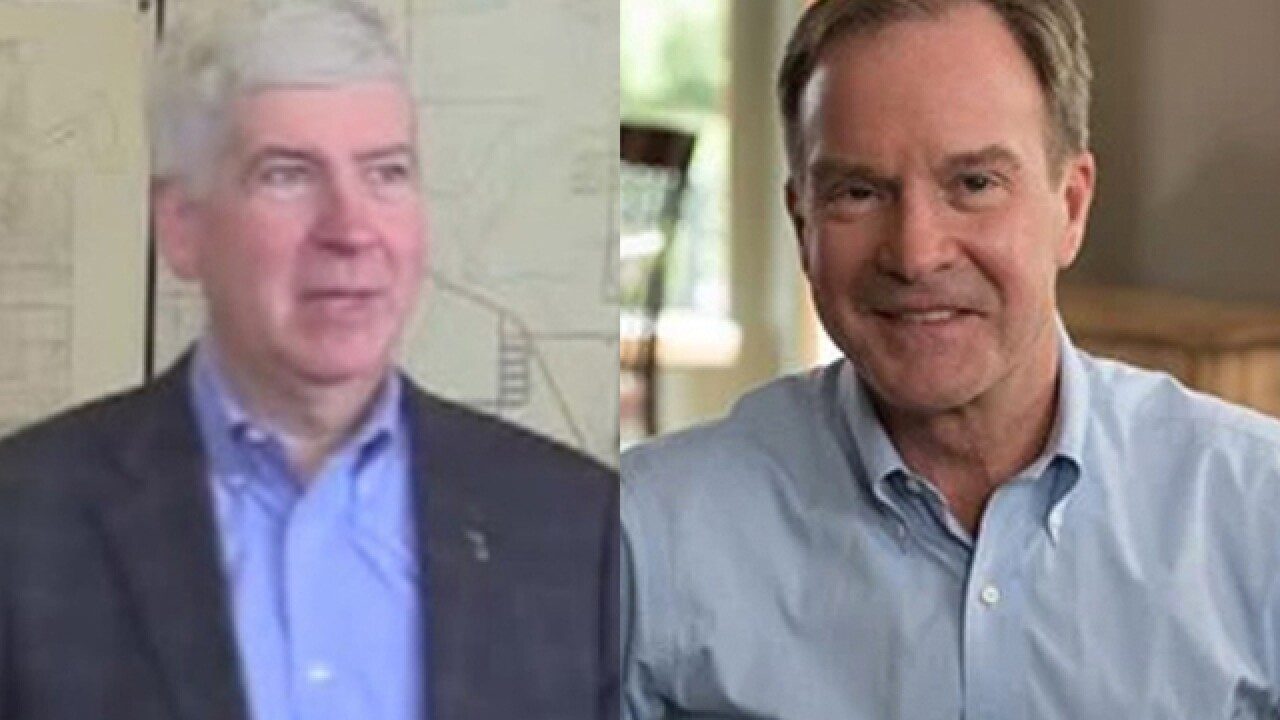 Republican Governor Rick Snyder Will Not Endorse GOP Nominee Bill Schuette This Year