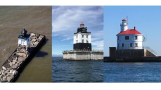 3 historic Great Lakes lighthouses will be up for auction