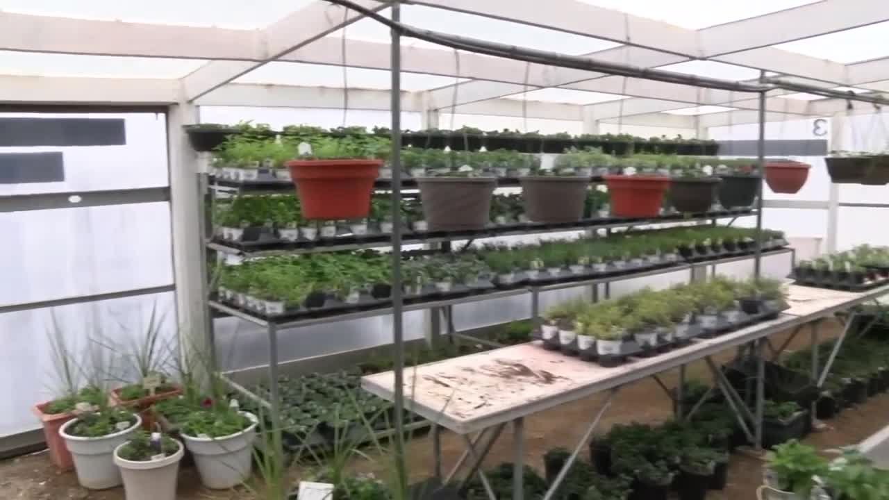 Don't let a warm day fool you. It is NOT time to start your outside garden in Montana