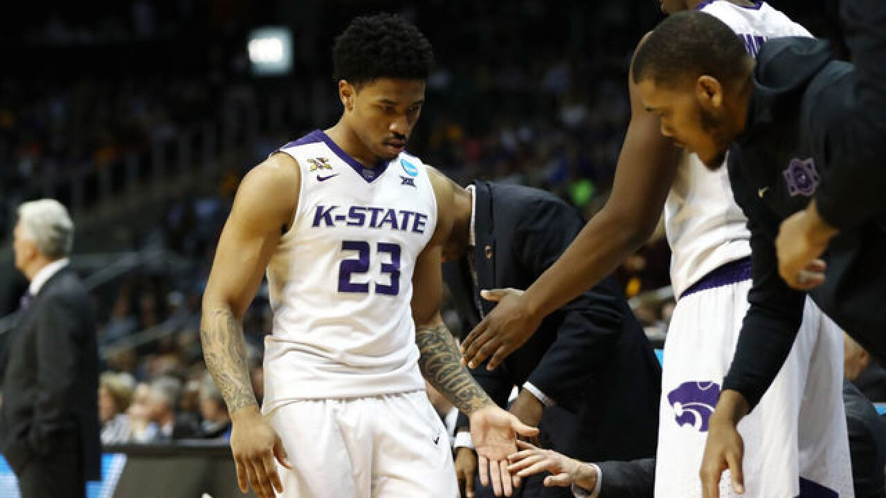 U.S. Marshals arrest Kansas State basketball player