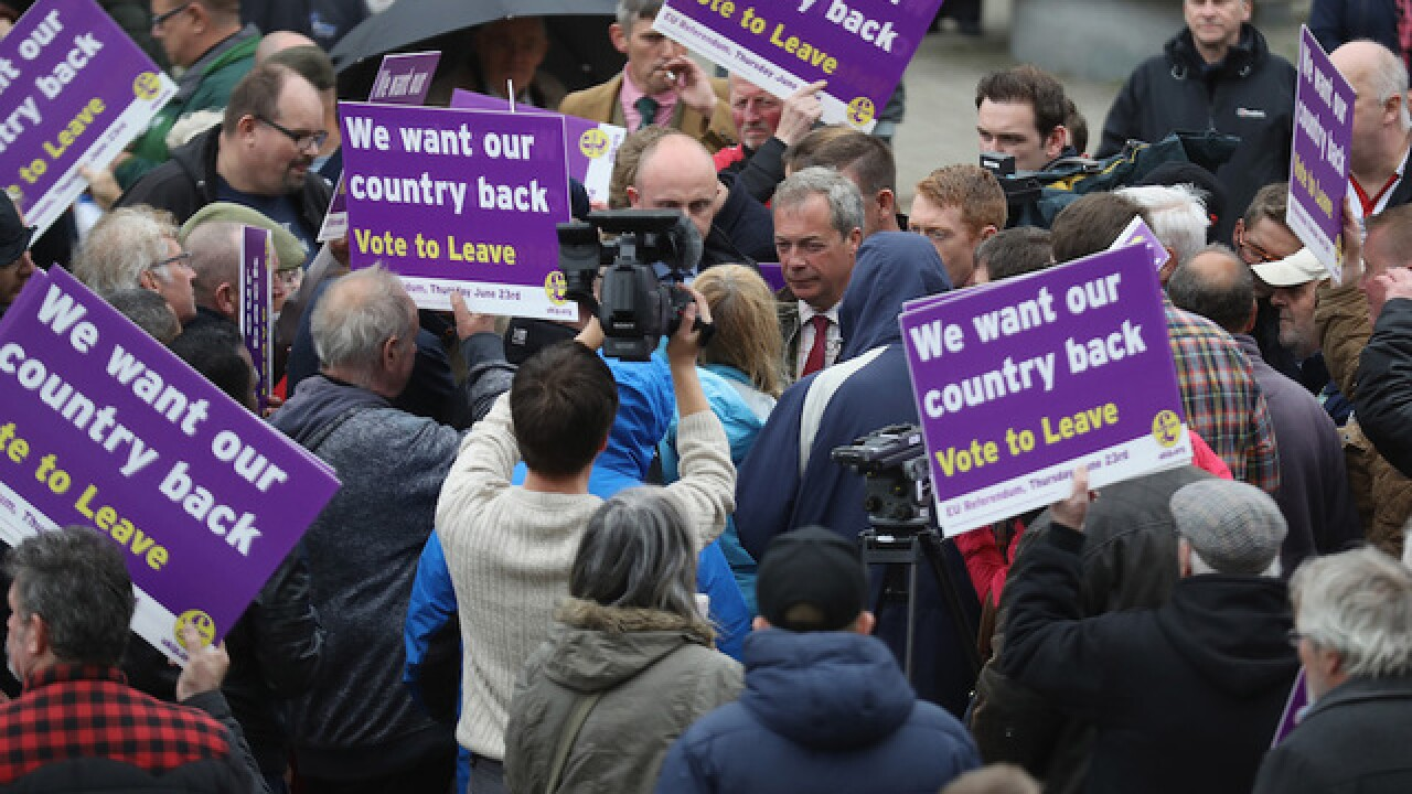 What's 'Brexit,' and how does it affect the US?