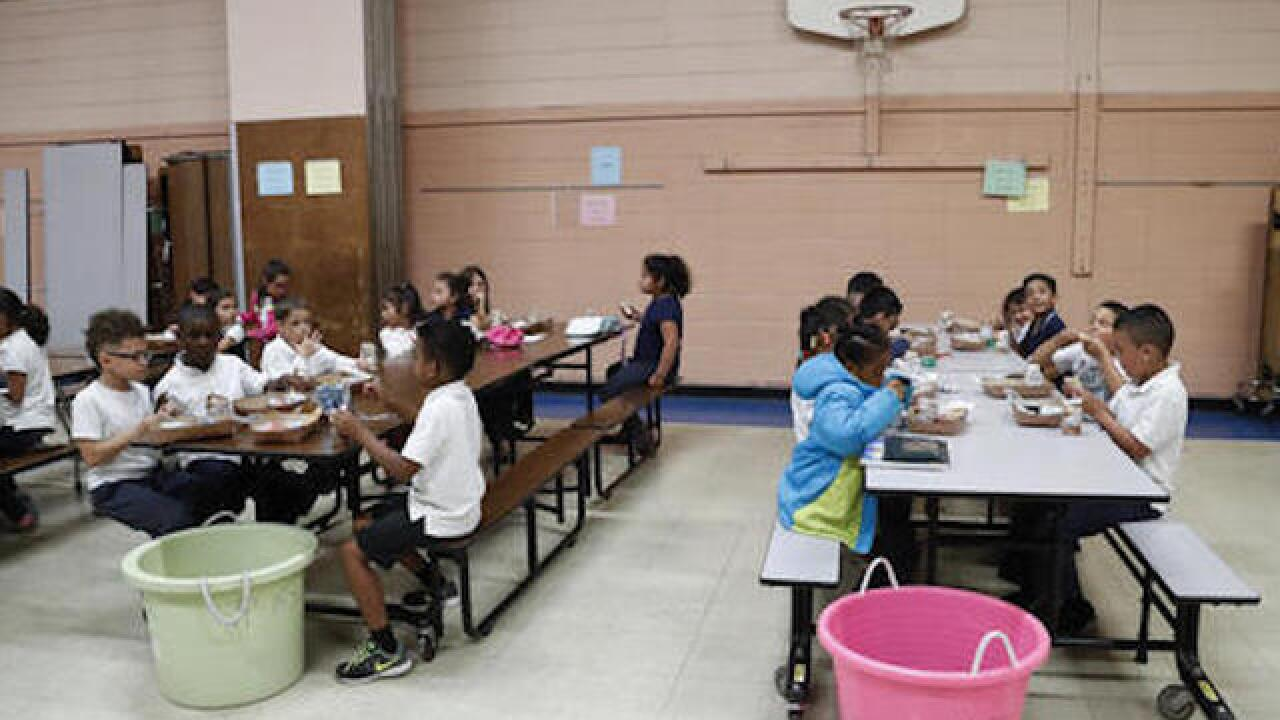 Public school cafeteria worker quits in 'lunch shaming'