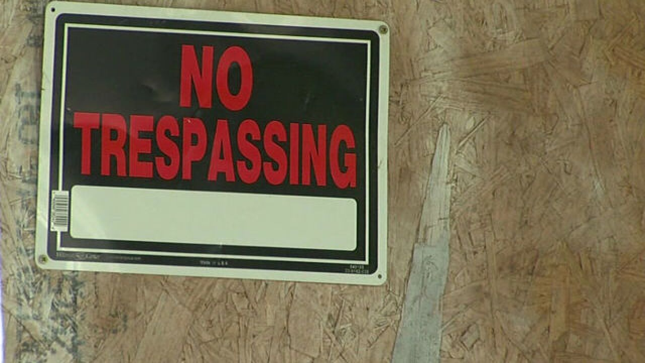 Abandoned homes cause for concern in Indy