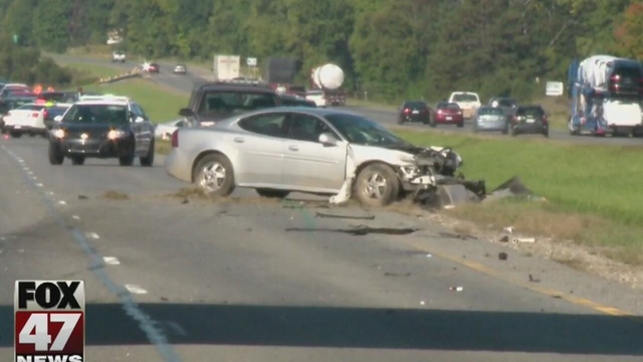 UPDATE: Multi-car fatal crash on I-96
