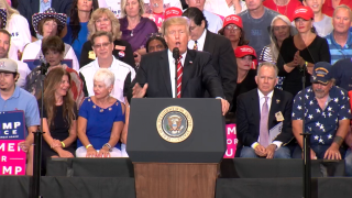 GALLERY: President Trump visits Arizona