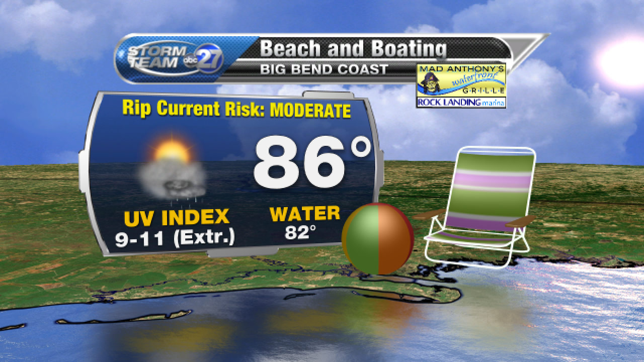 Beach and Boating forecast B (05/31/2017)