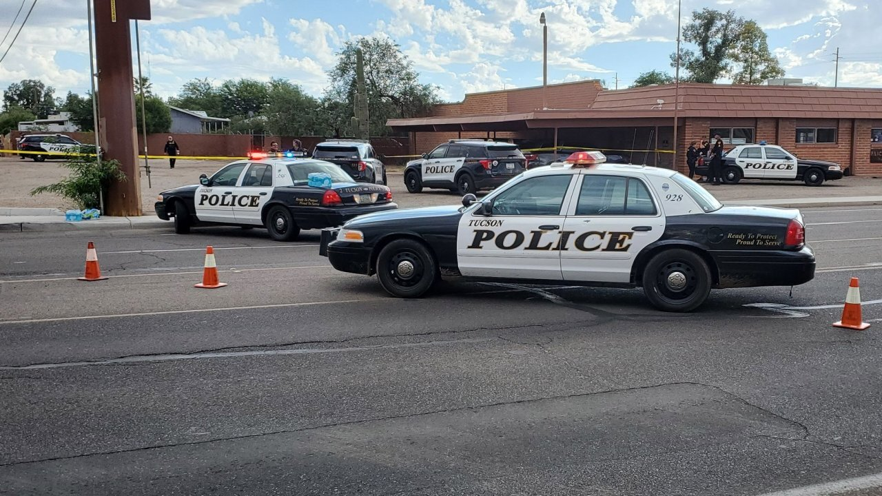 Tucson police identified a suspect who was killed in an Oct. 5 shooting on Fort Lowell Road, as well as the officer who shot him. Photo courtesy TPD.