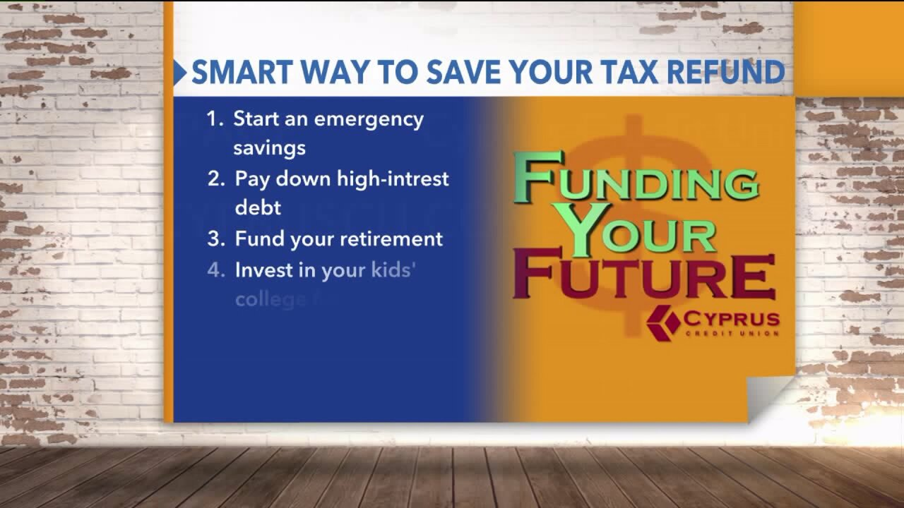 Funding Your Future: Smart Ways to Use Your TaxRefund