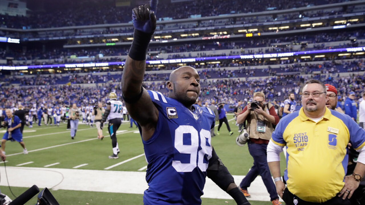 PHOTOS: Robert Mathis' career through the years
