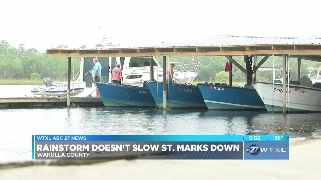 Residents say possible depression won't slow St  Marks down