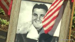 Community honors WWII crew who perished in a B-17 crash near Big Sandy