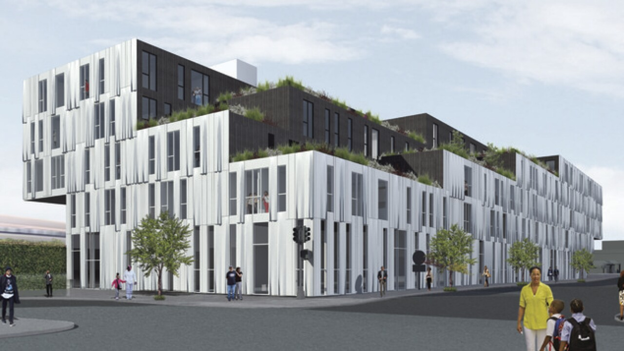 Mixed-use building coming to Milwaukee-Junction