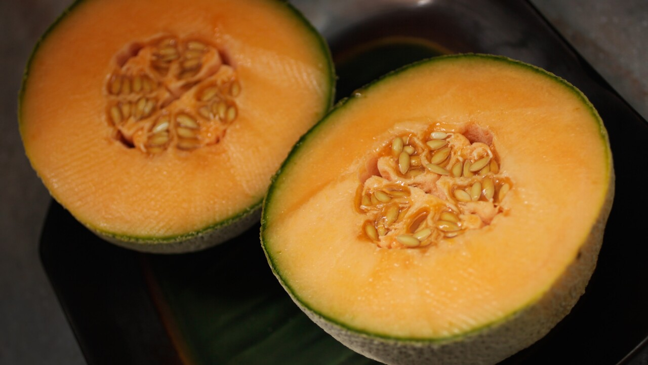 Pre-cut melon sold at Whole Foods, Kroger and other stores