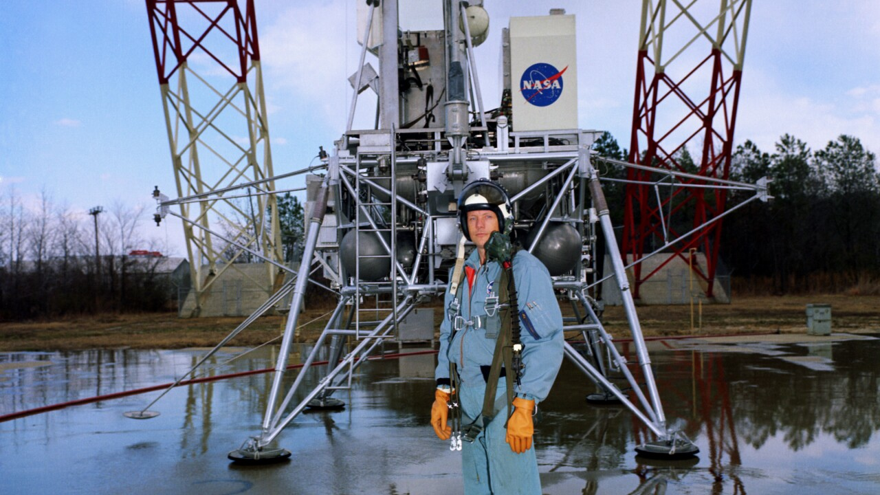 One giant leap: How NASA Langley helped man walk on the moon 50 years ago