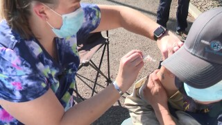 Agencies team up to provide flu shots for transients in Great Falls