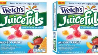 Welch's New Fruit Snacks Are Like Grown-up Fruit Gushers