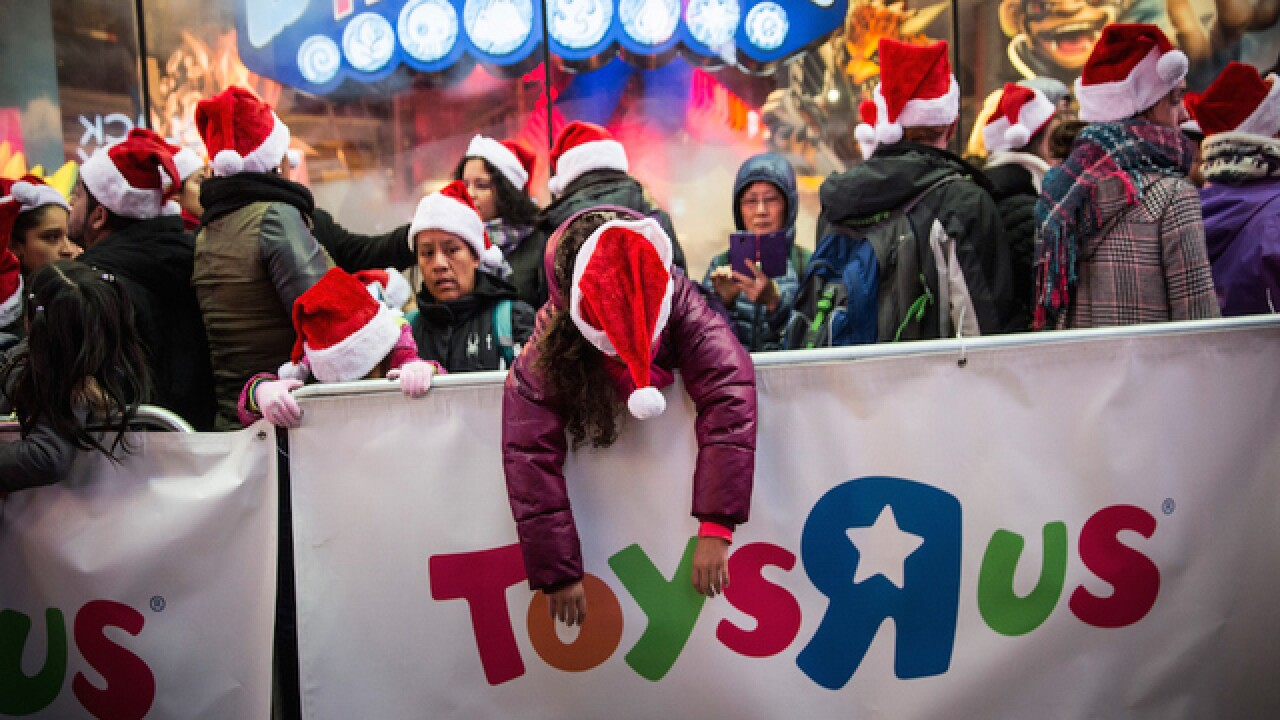 Why is holiday shopping turning into work?
