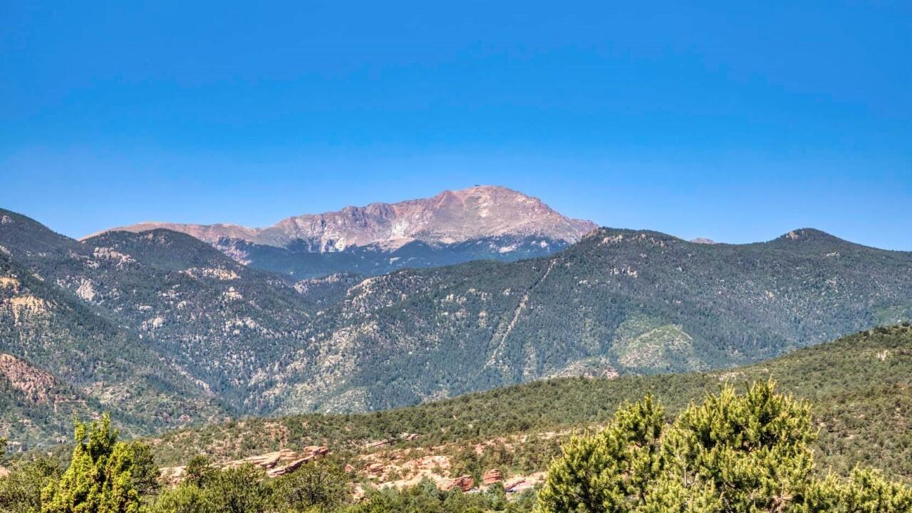 Larry Marr Pikes Peak 7.8.2021