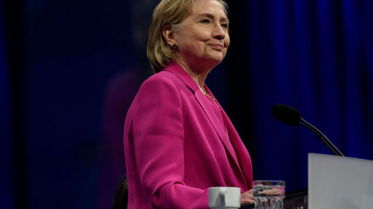 Could a third presidential run be a charm for Hillary Clinton?