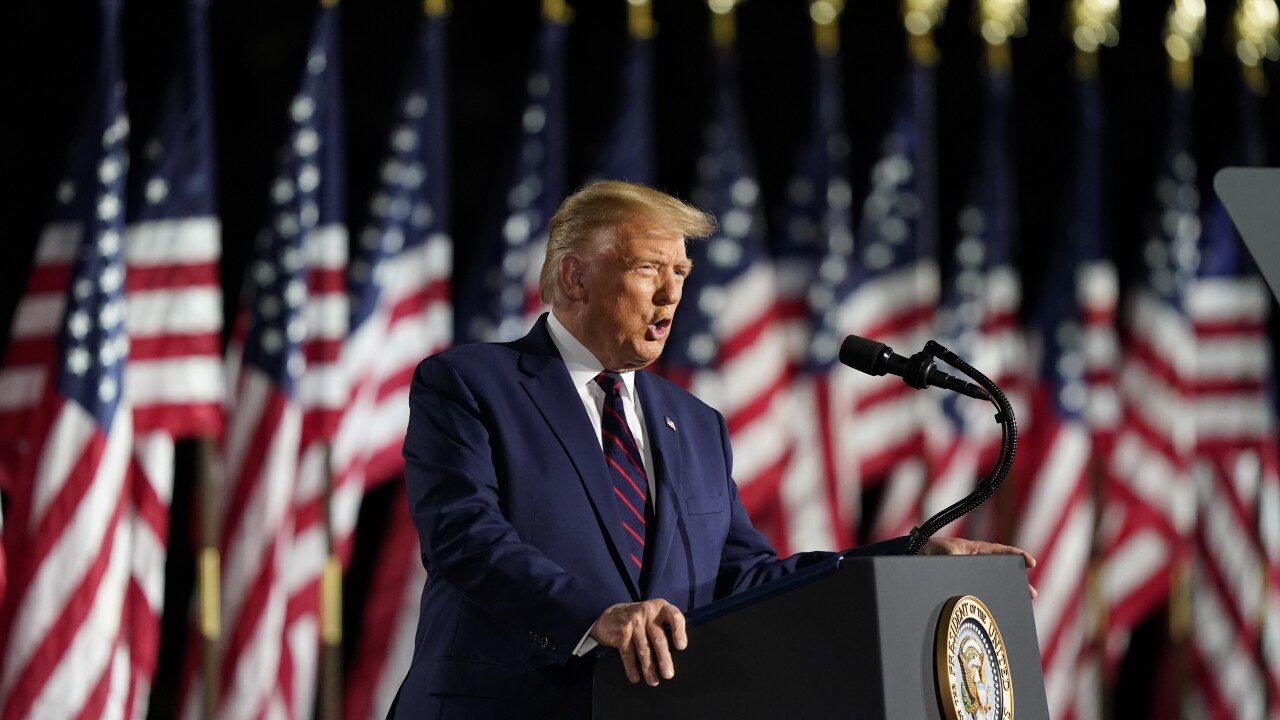 Full text: President Trump's 2020 RNC acceptance speech