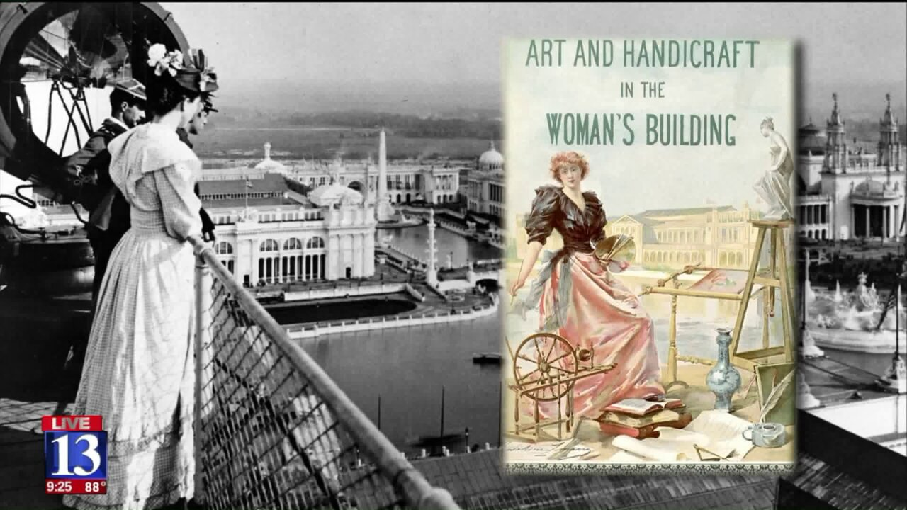 Uniquely Utah: Historic couple shows gender dynamic in the world ofart