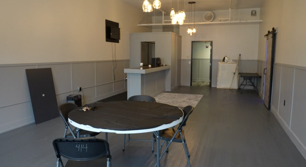 Venue room inside Studio at 414
