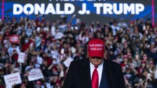 Donald Trump rally georgia