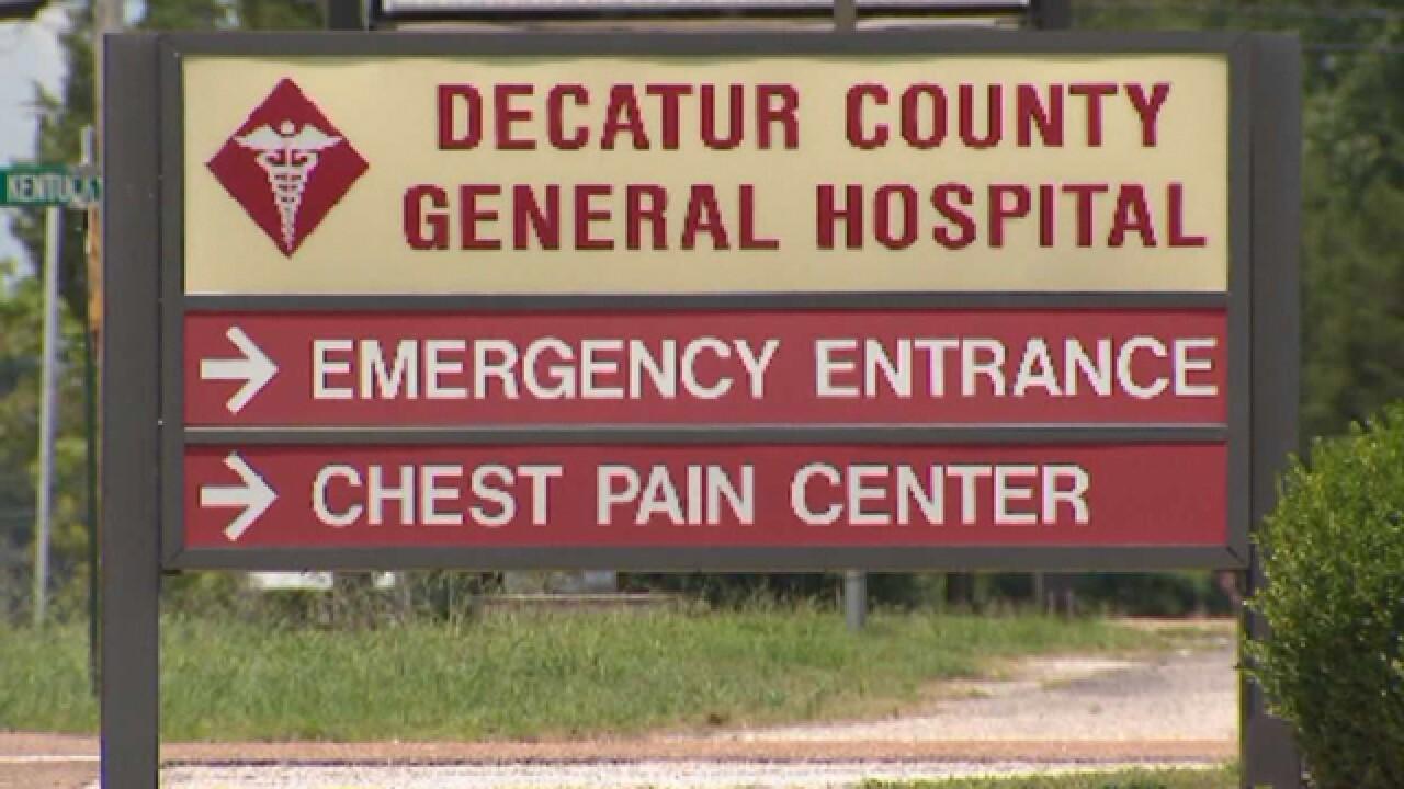 Rural Hospitals Across TN At Risk Af Closing