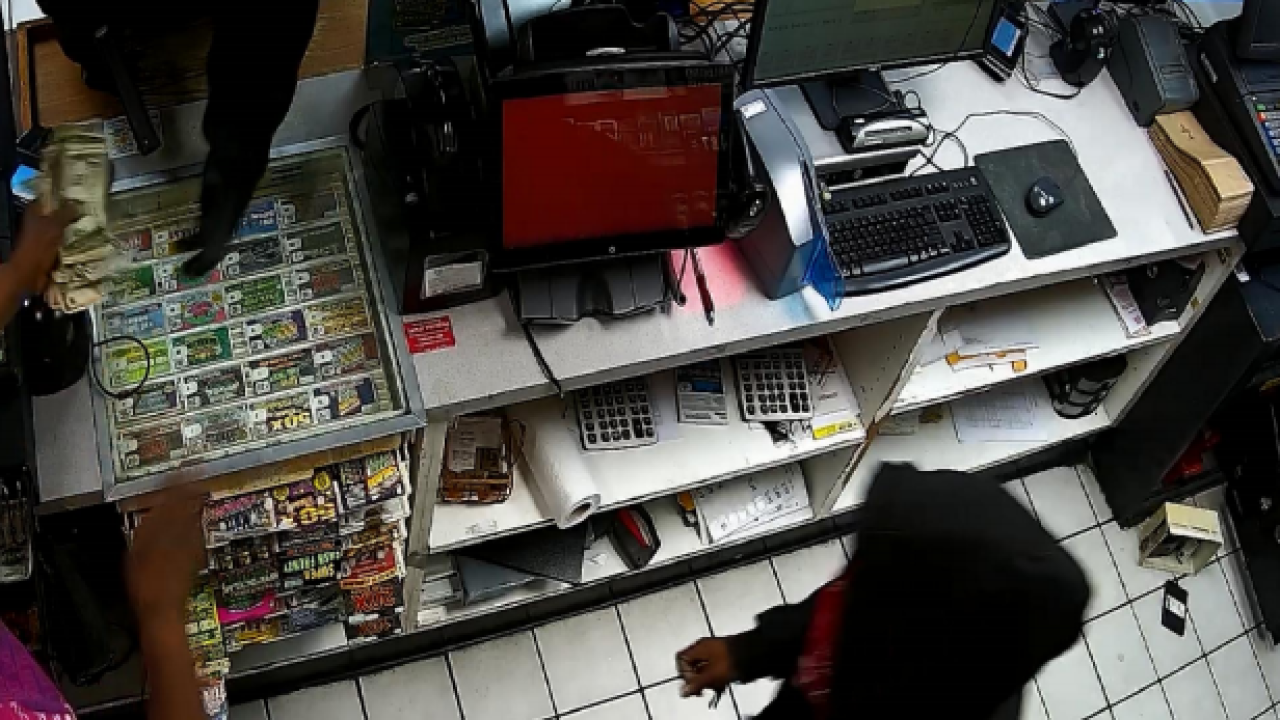 Smithfield gas station clerk held at gunpoint lives to tell thestory