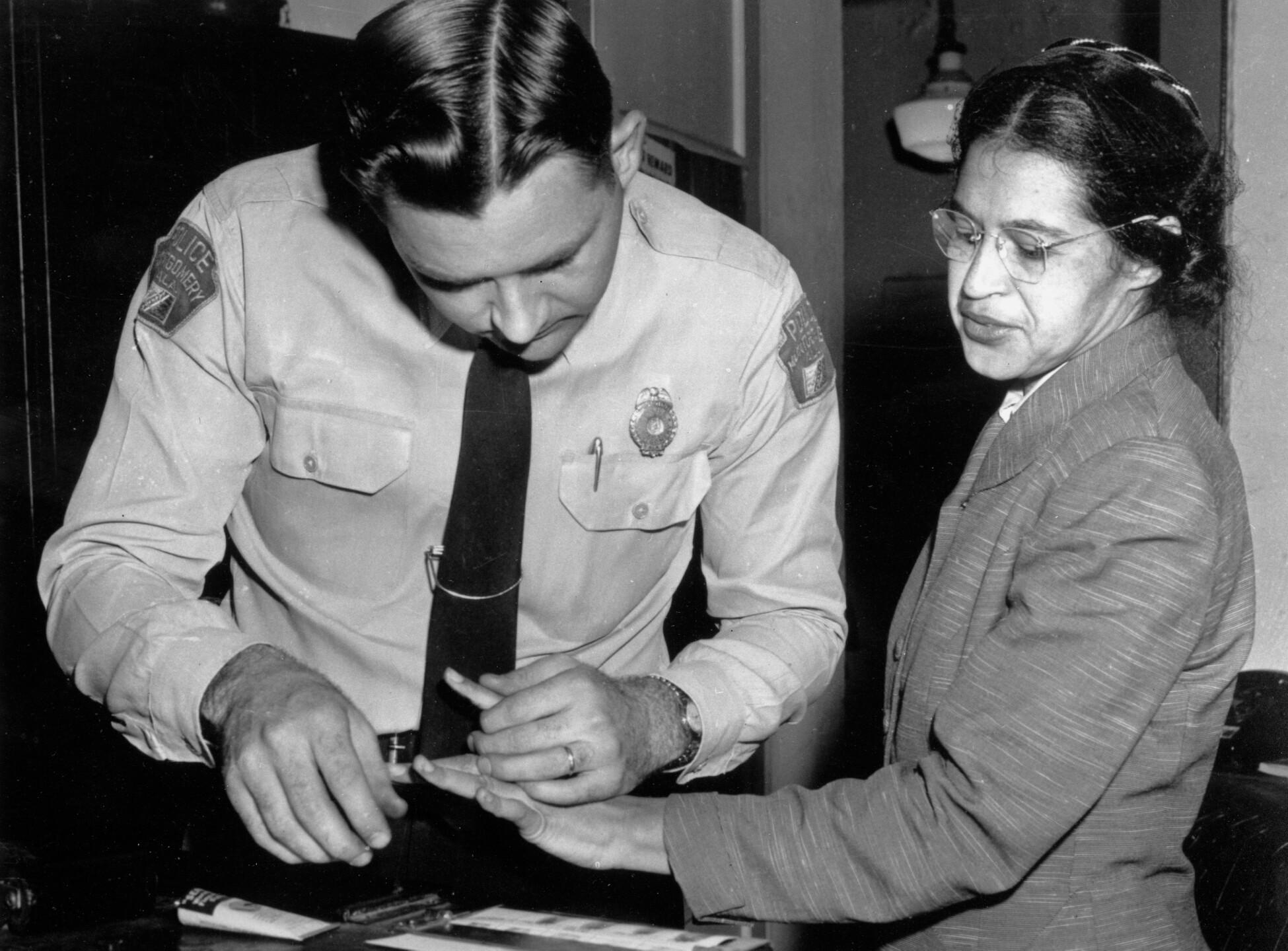 Photos: Before Rosa Parks, Claudette Colvin pioneered the Montgomery bus boycottmovement