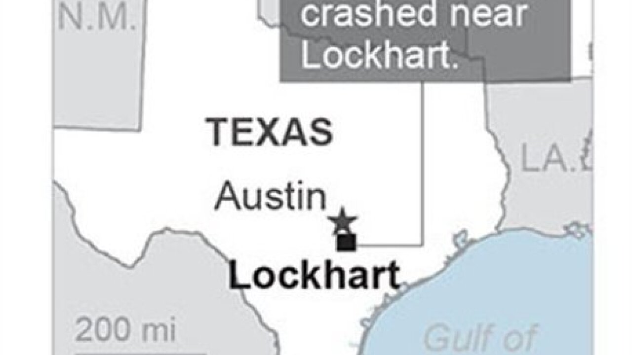 No survivors likely in Texas balloon crash