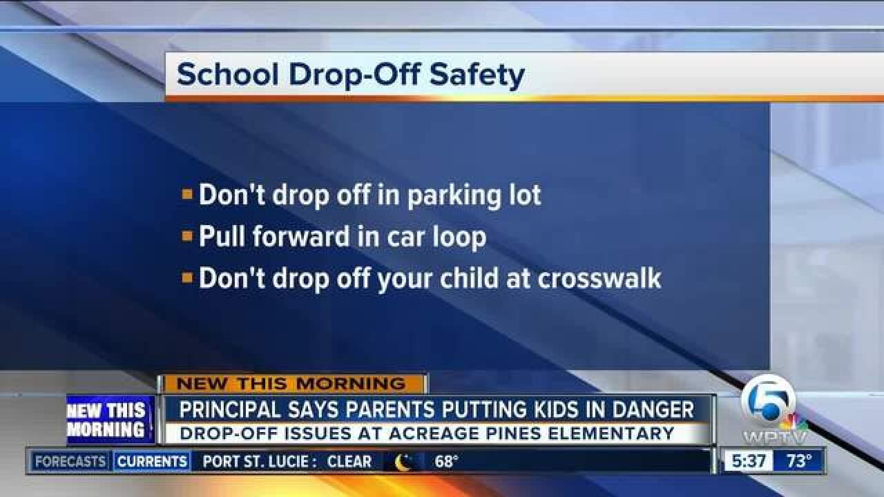 Student drop-off problems plague Lox school