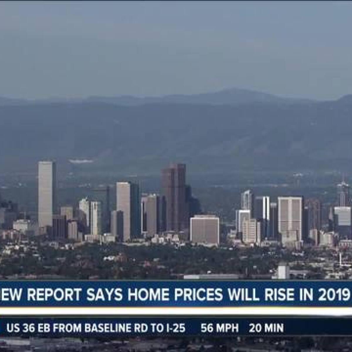 Realtor.com Housing Forecast Predicts Denver Home Values