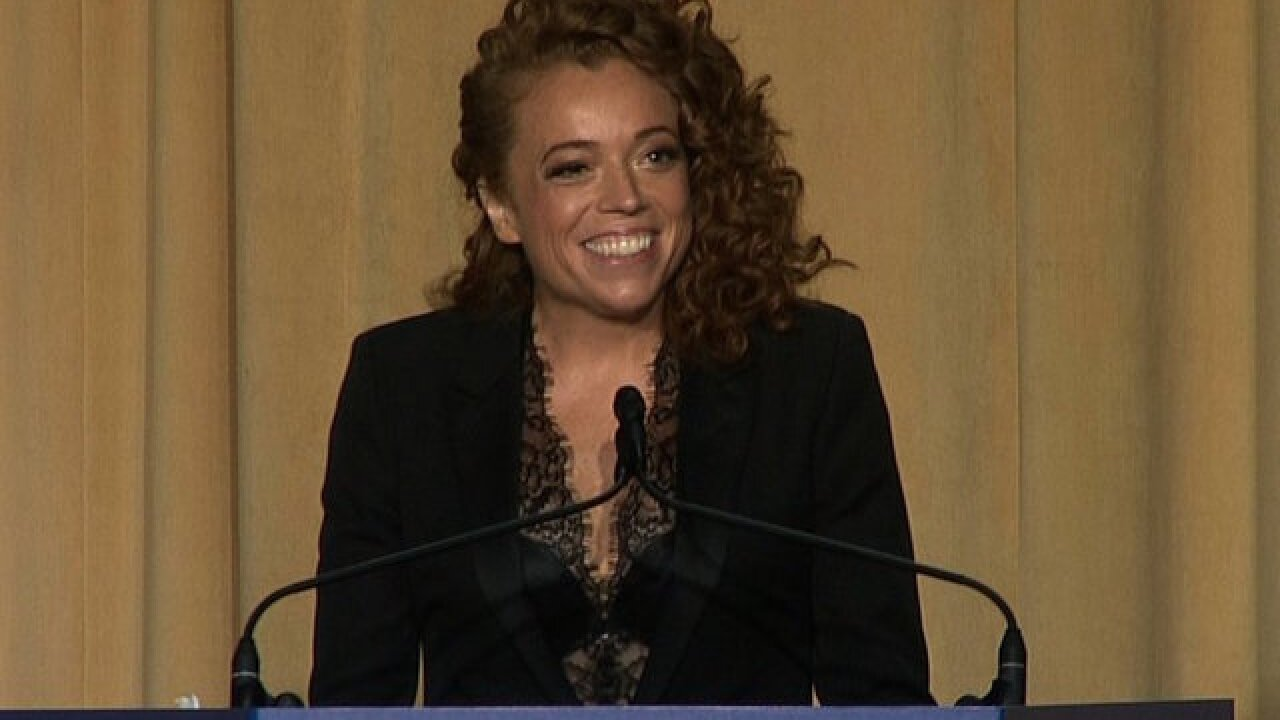 Here's how people reacted to Michelle Wolf's White House correspondent's roast