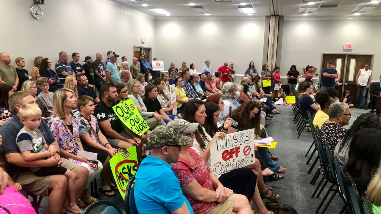 Hanover schools votes to return to school without mask requirement