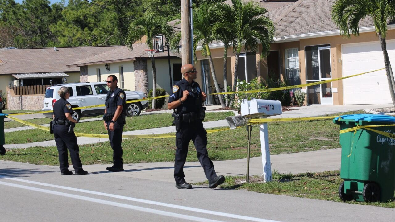 shooting incident in Cape Coral 4