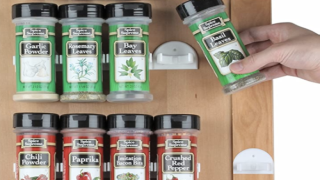 7 Handy Ways To Organize Your Spices