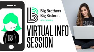 Big Brothers and Big Sisters of Acadiana go virtual